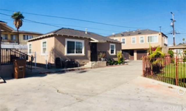 1425 W 105th Street, Los Angeles (City), CA 90047 (#DW19278005) :: Z Team OC Real Estate