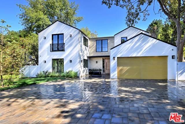 5266 Vanalden Avenue, Tarzana, CA 91356 (#19535666) :: Sperry Residential Group