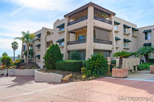 2522 Clairemont Dr #206, San Diego, CA 92117 (#190064461) :: The Najar Group