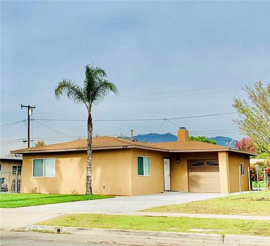 639 E 5th Street, Ontario, CA 91764 (#CV19278238) :: Team Tami