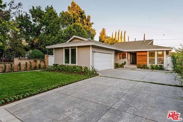 5456 Tyrone Avenue, Sherman Oaks, CA 91401 (#19535440) :: Sperry Residential Group