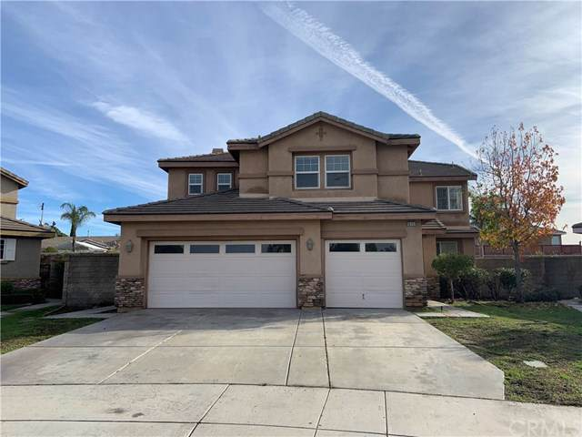 15151 Red Sox Circle, Fontana, CA 92336 (#CV19278341) :: Sperry Residential Group