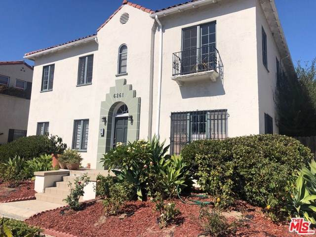 6261 W Olympic, Los Angeles (City), CA 90048 (#19535762) :: J1 Realty Group