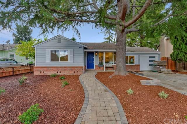 427 Coakley Drive, San Jose, CA 95117 (#FR19278121) :: Crudo & Associates