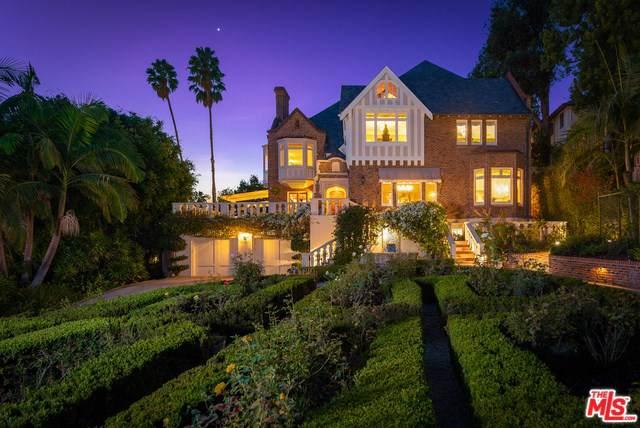 2405 Glendower Avenue, Los Angeles (City), CA 90027 (#19534522) :: Allison James Estates and Homes