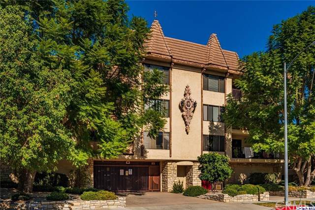321 E Stocker Street #301, Glendale, CA 91207 (#319004835) :: Sperry Residential Group