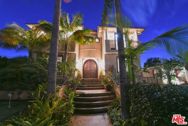 7821 Dunbarton Avenue, Los Angeles (City), CA 90045 (#19535036) :: Compass California Inc.