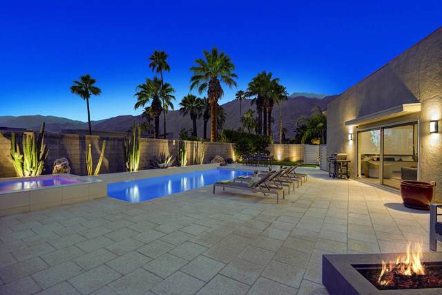 1047 Hunter Drive, Palm Springs, CA 92262 (#219035142PS) :: eXp Realty of California Inc.