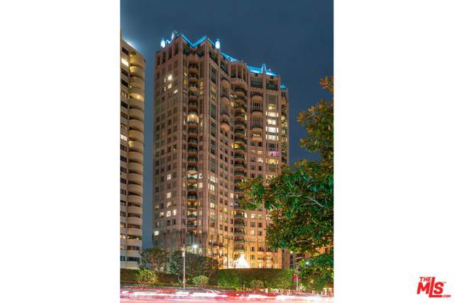 10580 Wilshire 6S, Los Angeles (City), CA 90024 (#19535640) :: Sperry Residential Group