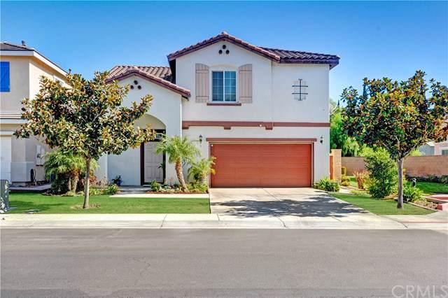 2122 Bella Vista Way, Pomona, CA 91766 (#TR19278504) :: Allison James Estates and Homes