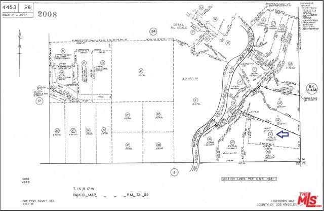 0 Dresser Road, Malibu, CA 90265 (#19535878) :: RE/MAX Innovations -The Wilson Group