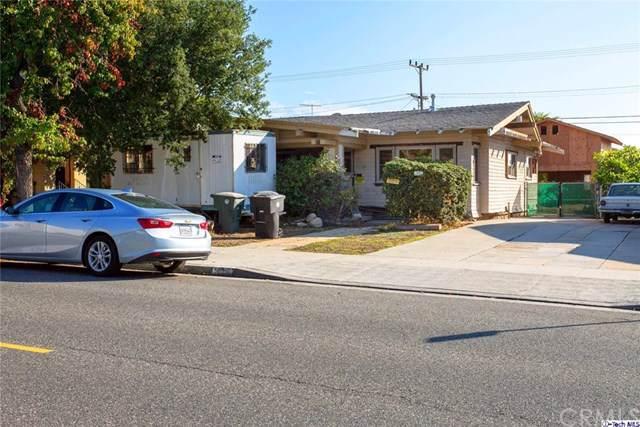 436 W California Avenue, Glendale, CA 91203 (#319004841) :: Crudo & Associates
