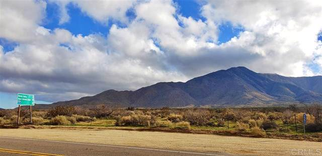29523080 Firewater, Julian, CA 92036 (#190064546) :: Sperry Residential Group