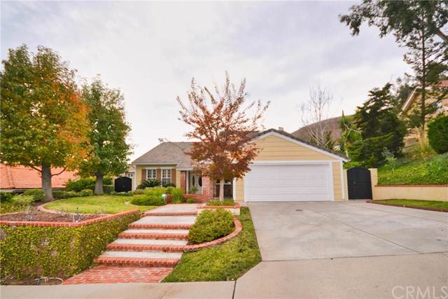 1030 S Road Runner Road, Anaheim Hills, CA 92807 (#PW19277987) :: Allison James Estates and Homes