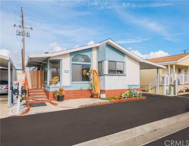 21851 Newland Street #21, Huntington Beach, CA 92646 (#IG19278583) :: J1 Realty Group