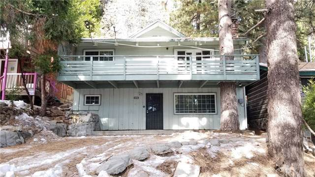 31766 Silver Spruce Drive, Running Springs, CA 92382 (#EV19277802) :: Sperry Residential Group