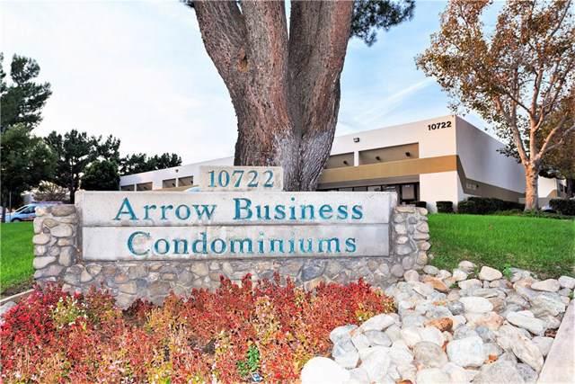 10722 Arrow #808, Rancho Cucamonga, CA 91730 (#CV19277108) :: Sperry Residential Group
