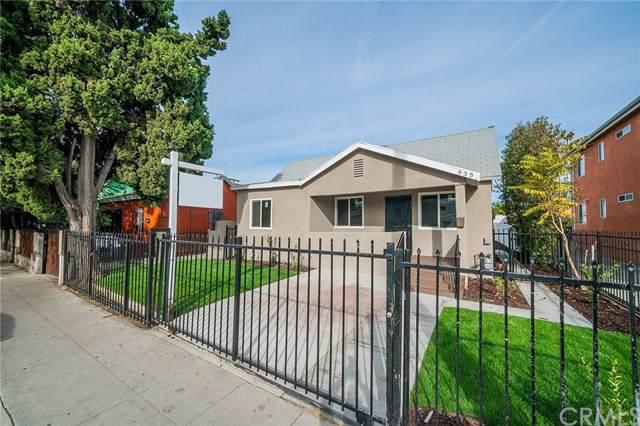 935 E 53rd Street, Los Angeles (City), CA 90011 (#DW19278695) :: Crudo & Associates