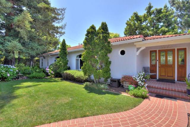 14375 La Rinconada Drive, Los Gatos, CA 95032 (#ML81777072) :: Crudo & Associates