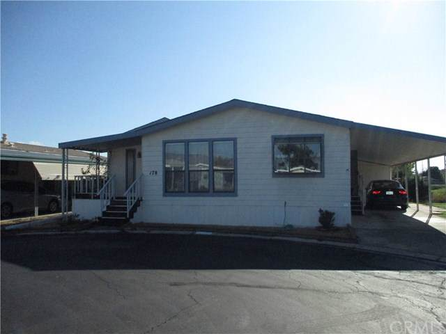 1300 W Menlo Avenue #178, Hemet, CA 92543 (#SW19278686) :: Crudo & Associates