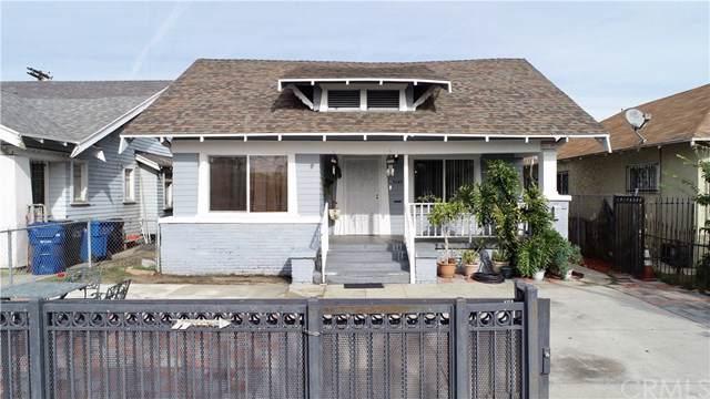 1147 W 53rd Street, Los Angeles (City), CA 90037 (#CV19278370) :: Z Team OC Real Estate