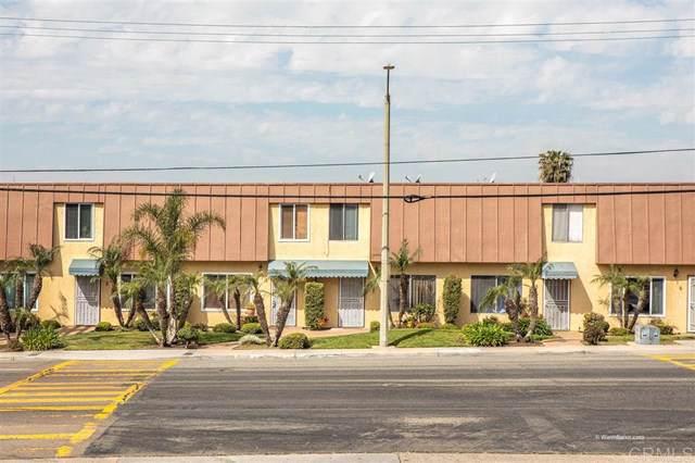 1434 Hilltop Drive #3, Chula Vista, CA 91911 (#190064604) :: eXp Realty of California Inc.