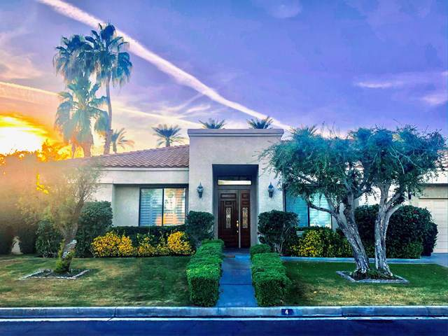 4 Mission Palms Drive W, Rancho Mirage, CA 92270 (#219035190DA) :: EXIT Alliance Realty