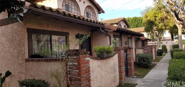 4290 Rosemead Boulevard #26, Pico Rivera, CA 90660 (#DW19278312) :: Sperry Residential Group