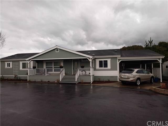 1701 Los Osos Valley Road #52, Los Osos, CA 93402 (#SP19274524) :: RE/MAX Estate Properties