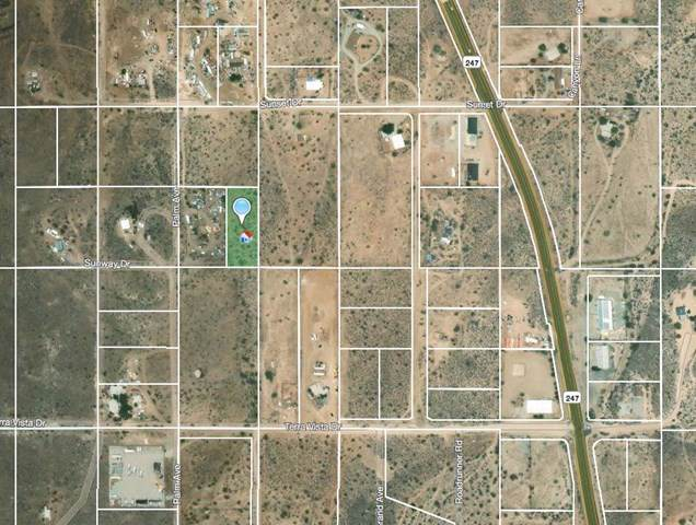 629 Sunset Drive, Yucca Valley, CA 92284 (#219035217PS) :: Sperry Residential Group