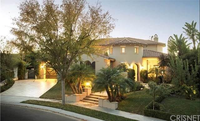 4131 Prado De Los Caballos, Calabasas, CA 91302 (#SR19278966) :: Crudo & Associates