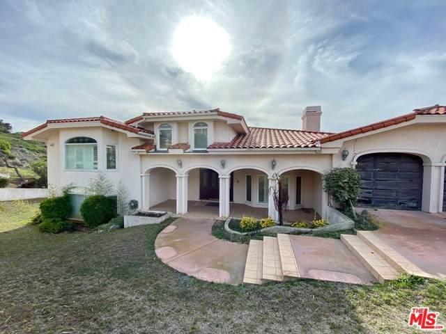30691 Calle De Suenos, Rancho Palos Verdes, CA 90275 (#19536114) :: Millman Team