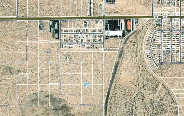 64 Regino Street, 29 Palms, CA 92277 (#219035222PS) :: Sperry Residential Group