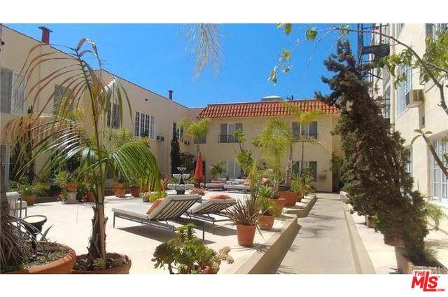 1345 N Hayworth Avenue 1A, West Hollywood, CA 90046 (#19536022) :: Sperry Residential Group