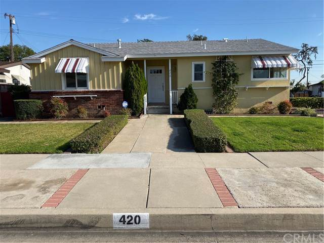 420 N Dexford Drive, La Habra, CA 90631 (#PW19276451) :: The Miller Group