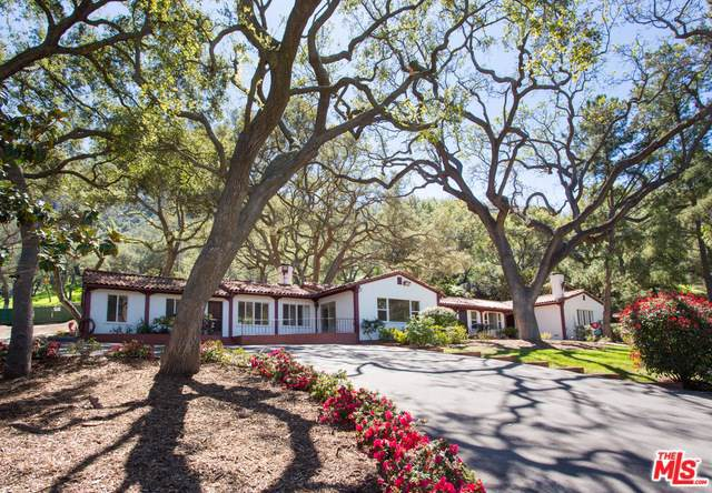 1688 Hidden Valley Road, Thousand Oaks, CA 91361 (#19535996) :: RE/MAX Parkside Real Estate