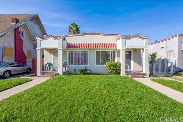 4055 Brighton Avenue, Los Angeles (City), CA 90062 (#OC19279172) :: Z Team OC Real Estate