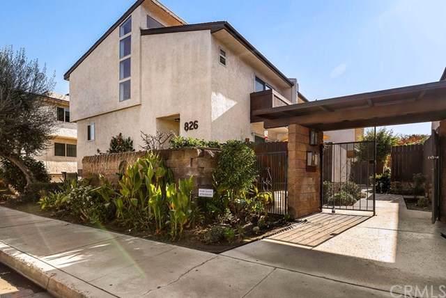 826 E Acacia Avenue C, Glendale, CA 91205 (#BB19279413) :: Crudo & Associates