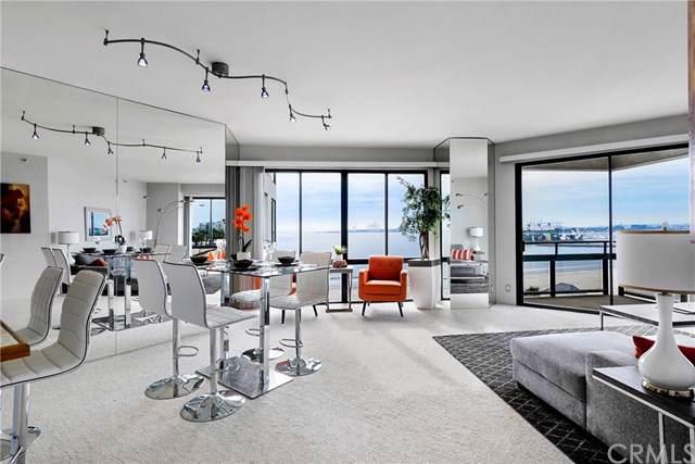 1310 E Ocean Boulevard #705, Long Beach, CA 90802 (#PW19278860) :: Sperry Residential Group