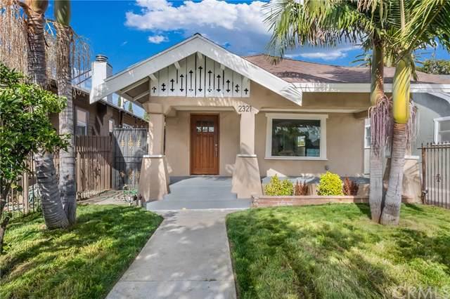 2321 W 29th Place, Los Angeles (City), CA 90018 (#DW19278457) :: Z Team OC Real Estate