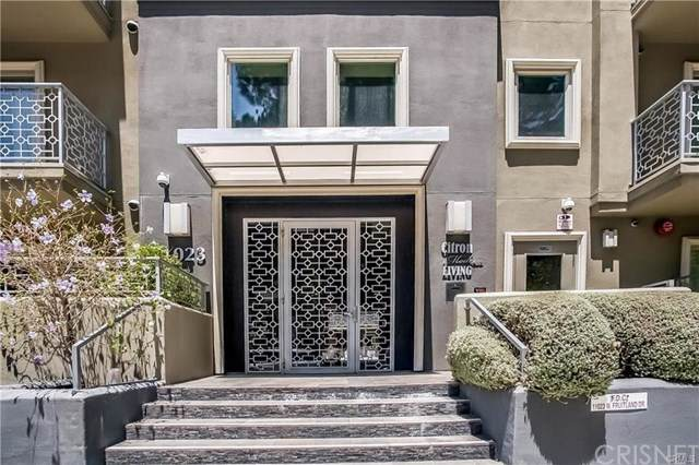 11023 Fruitland Drive #305, Studio City, CA 91604 (#SR19279440) :: Sperry Residential Group