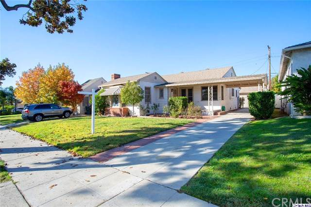 1201 Graynold Avenue, Glendale, CA 91202 (#319004892) :: The Brad Korb Real Estate Group
