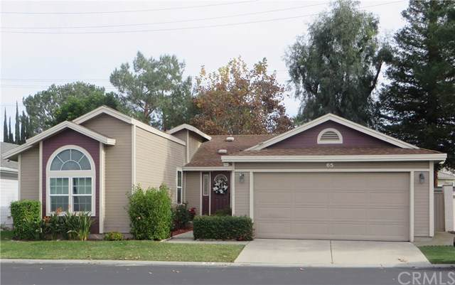 140 W Pioneer Avenue #65, Redlands, CA 92374 (#IV19279289) :: Sperry Residential Group