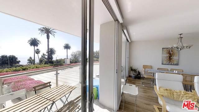 201 Ocean Avenue 408B, Santa Monica, CA 90402 (#19536296) :: Sperry Residential Group