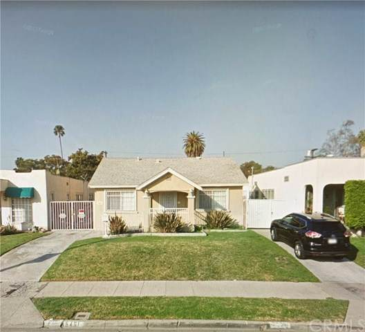 5461 3rd Avenue, Los Angeles (City), CA 90043 (#DW19259237) :: The Parsons Team