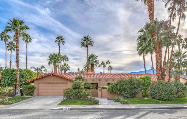 2395 Santa Ynez Way, Palm Springs, CA 92264 (#219035266PS) :: eXp Realty of California Inc.