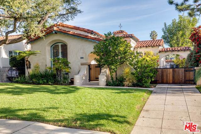 2232 Parnell Avenue, Los Angeles (City), CA 90064 (#19536218) :: Sperry Residential Group