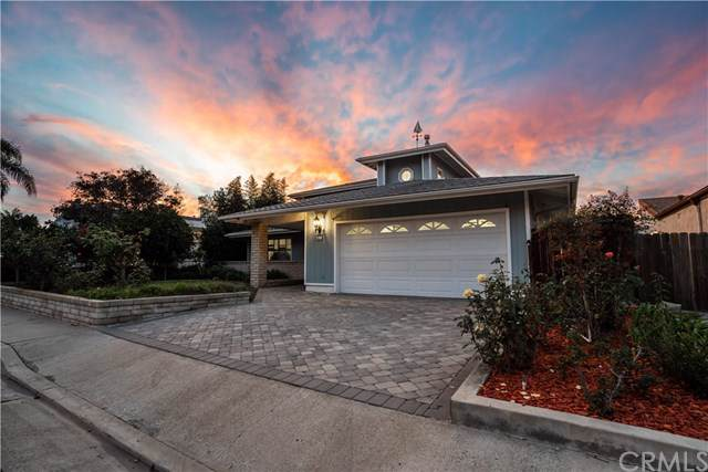 421 Calle Robles, San Clemente, CA 92672 (#AR19279612) :: Berkshire Hathaway Home Services California Properties