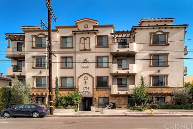 4724 Kester Avenue #406, Sherman Oaks, CA 91403 (#SR19279740) :: Sperry Residential Group