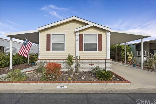 1400 W 13th Street #101, Upland, CA 91786 (#CV19279754) :: Coldwell Banker Millennium